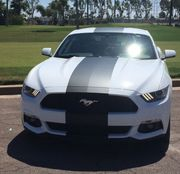 2015 Ford Mustang 6145 miles